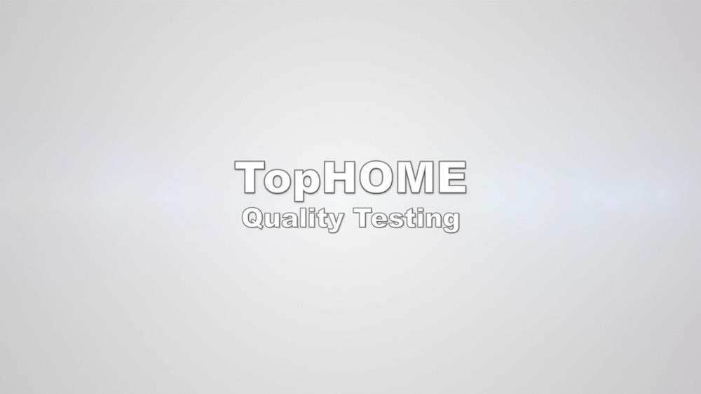 TopHome, the Quality Test of Kitchen Stainess Steel sinks