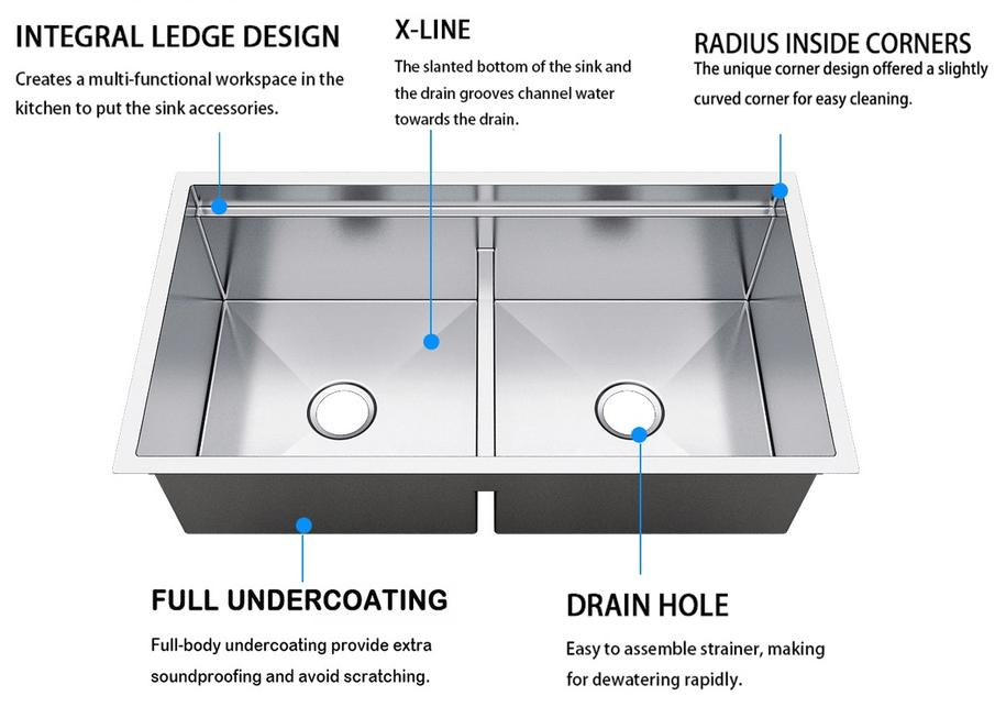 Professional Kitchen Sink Manufacturer From China