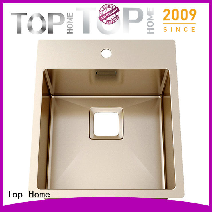 Top Home modern commercial stainless sink colander for restaurant