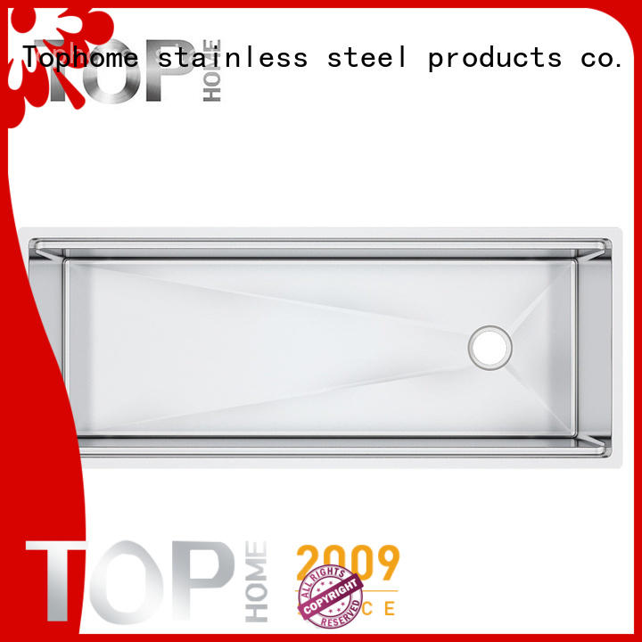 Top Home ldr3620a galley sink easy cleanning for cooking