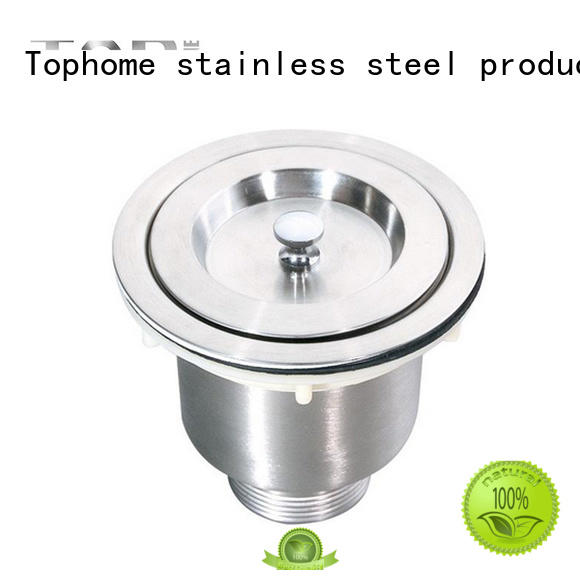 Top Home removable sink drain strainer easy installation accessories