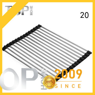 Top Home stainless draining rack manufacturer for drying