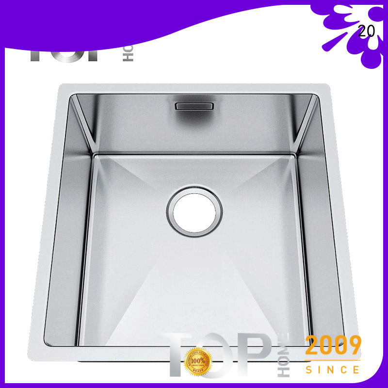 Top Home 8044br kitchen sink styles durability restaurant