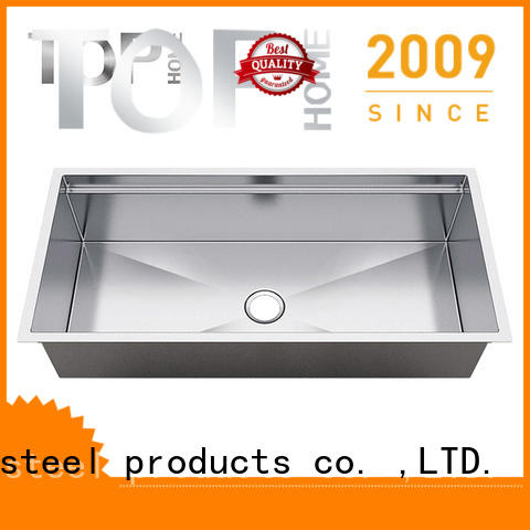 convenience stainless steel sink 40x20x10 manufacturer for restaurant