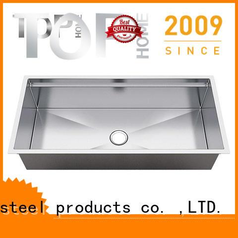 convenience stainless steel sink 40x20x10 manufacturer for restaurant
