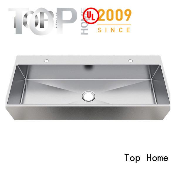 Top Home handmade kitchen sink sizes fixtures