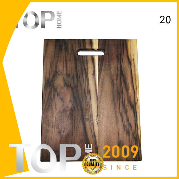 Top Home wooden rolling grid wash easily for cooking