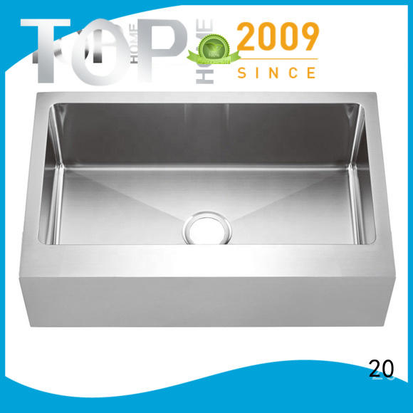 Top Home perfect drop in apron sink easy cleanning for countertop