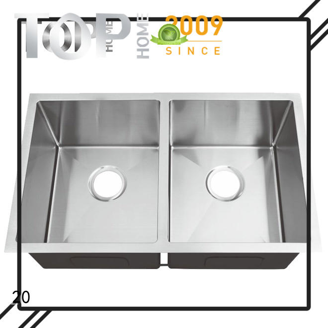 Top Home easy to clean stainless steel bar sink Eco-Friendly for cooking