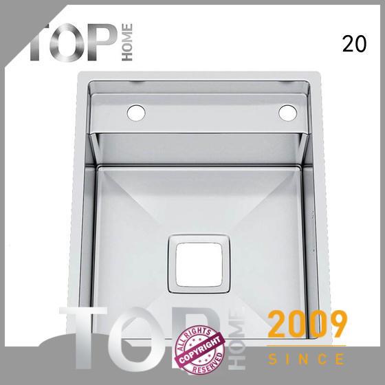 Stainless steel top mount apron sink kitchen easy installation kitchen