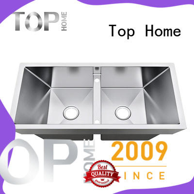Top Home utility top mount stainless steel sink for sale farmhouse