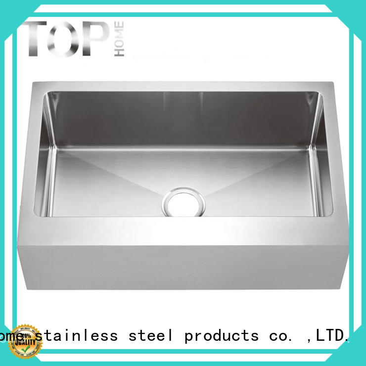 perfect stainless farmhouse sink allinone supplier for countertop