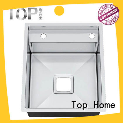 Top Home convenience top mount apron sink easy cleaning farmhouse