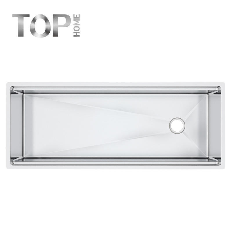 LDR5020C Under mount Stainless Steel Kitchen Multifunctional Sink, 10mm Radius Corners with 16 Gauge