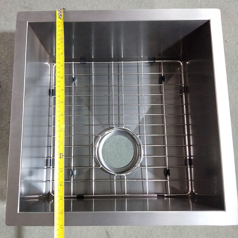 Hot sales kitchen sink accessories stainless steel grid with wholesales price in different size
