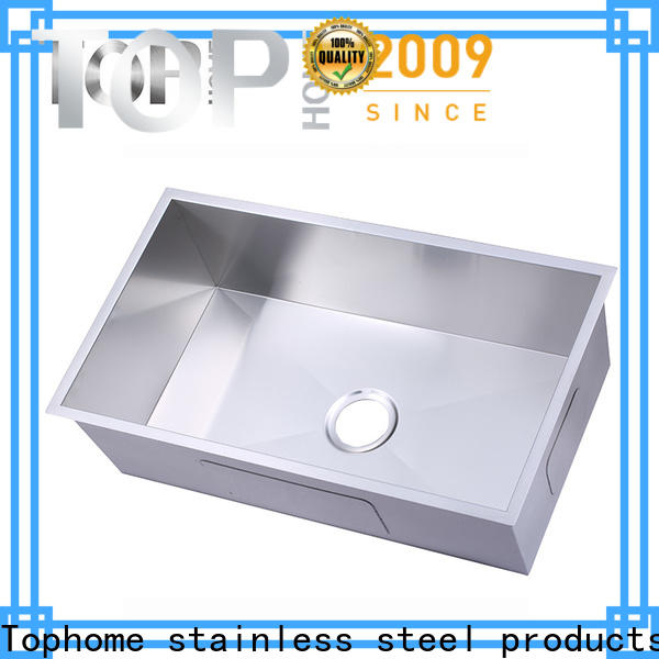 Top Home brushed home depot undermount sink highest quality restaurant