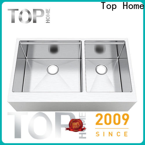 Top Home farmhouses double farmhouse sink durable for countertop
