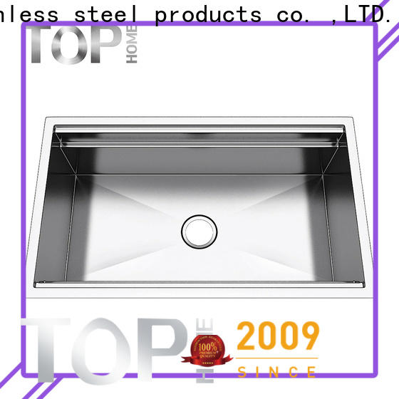 durable stainless steel undermount sink stainless easy cleanning for kitchen