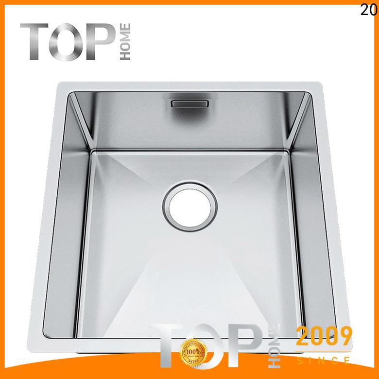 industrial stainless steel under mount sink 8044br convenience kitchen