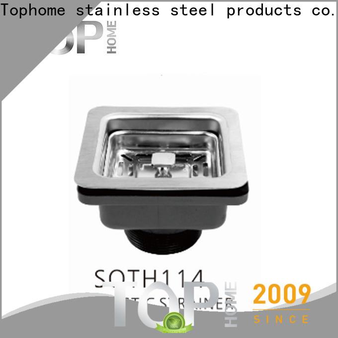 Top Home utility sink strainer basket easy installation accessories