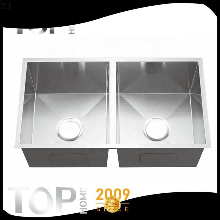 good quality undermount kitchen sink radius durability restaurant