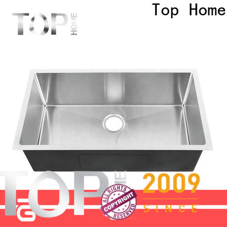 Top Home steel home depot undermount sink durability for cooking