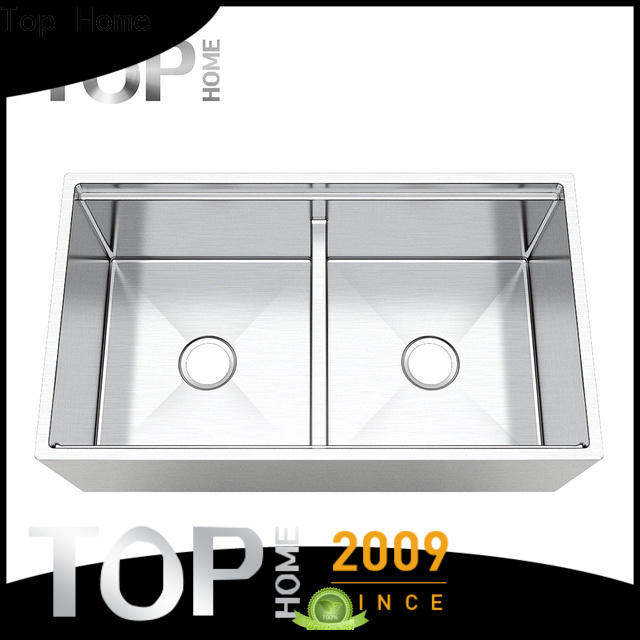 perfect farmhouse apron sink thapr3521bl dewatering rapidly for outdoor