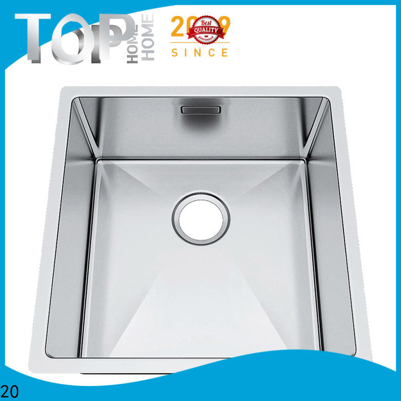 Top Home inside undermount kitchen sink highest quality for cooking
