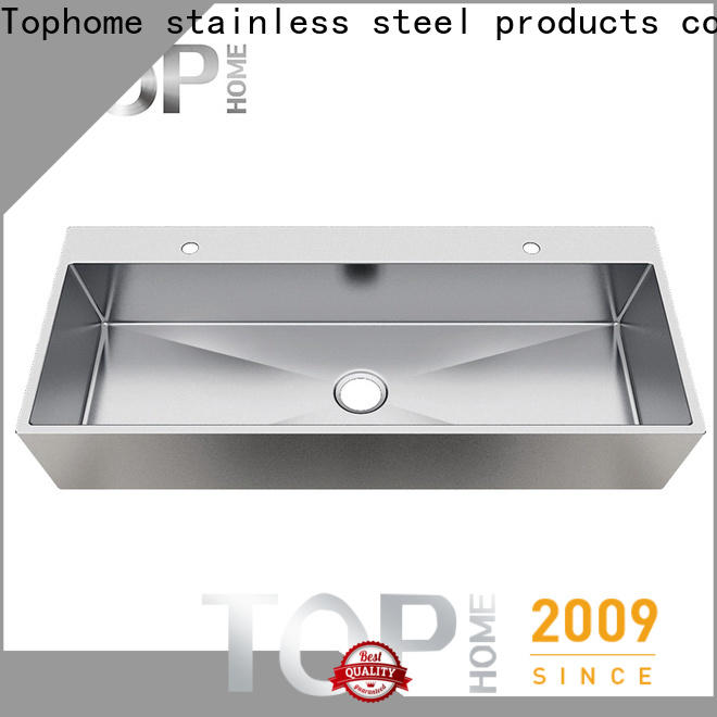 Top Home Modern stylish kitchen sink sizes wholesale for Lavatory