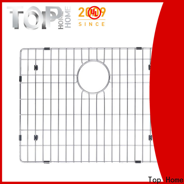 Top Home all purpose stainless steel sink protector layout restaurant