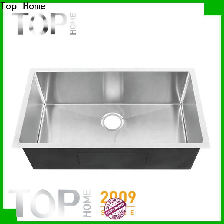 Top Home inches black undermount sink durability outdoor countertop