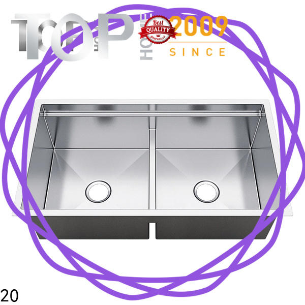 Top Home ldr4620c stainless steel sink wash easily for kitchen