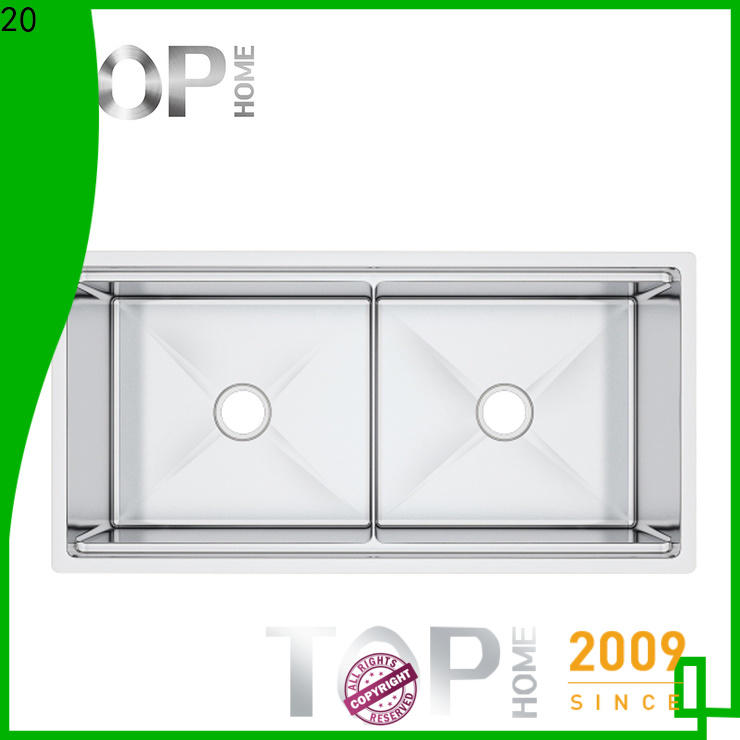 Top Home convenience stainless steel under mount sink for sale