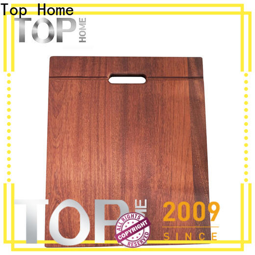 Top Home bamboo cutting board material easy cleanning for chopping