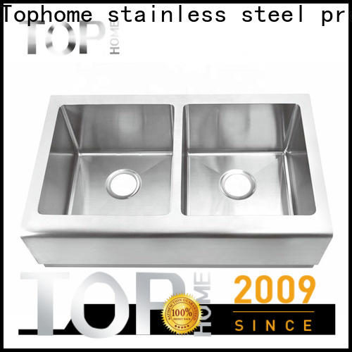 stainless apron sink gold dewatering rapidly for restaurant