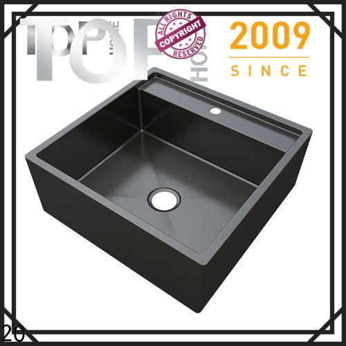 Top Home collection types of kitchen sinks metal for farm