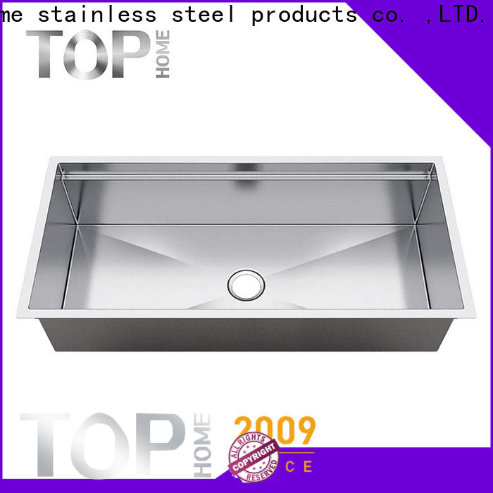 Top Home multifunctional undermount stainless steel kitchen sink for sale for restaurant