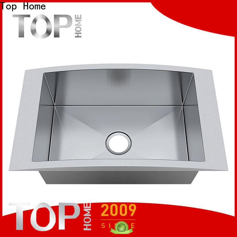 Top Home single top mount sink for sale villa