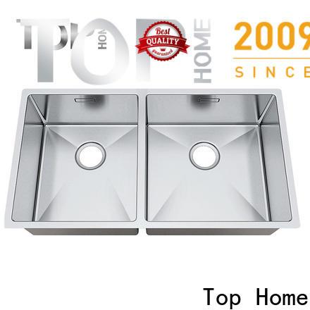 Top Home good quality black undermount sink Eco-Friendly kitchen