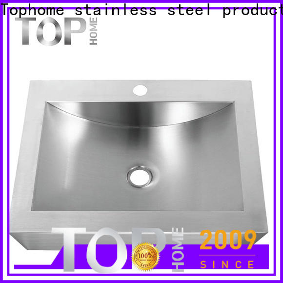 good quality bathroom basin finish 1618g durability