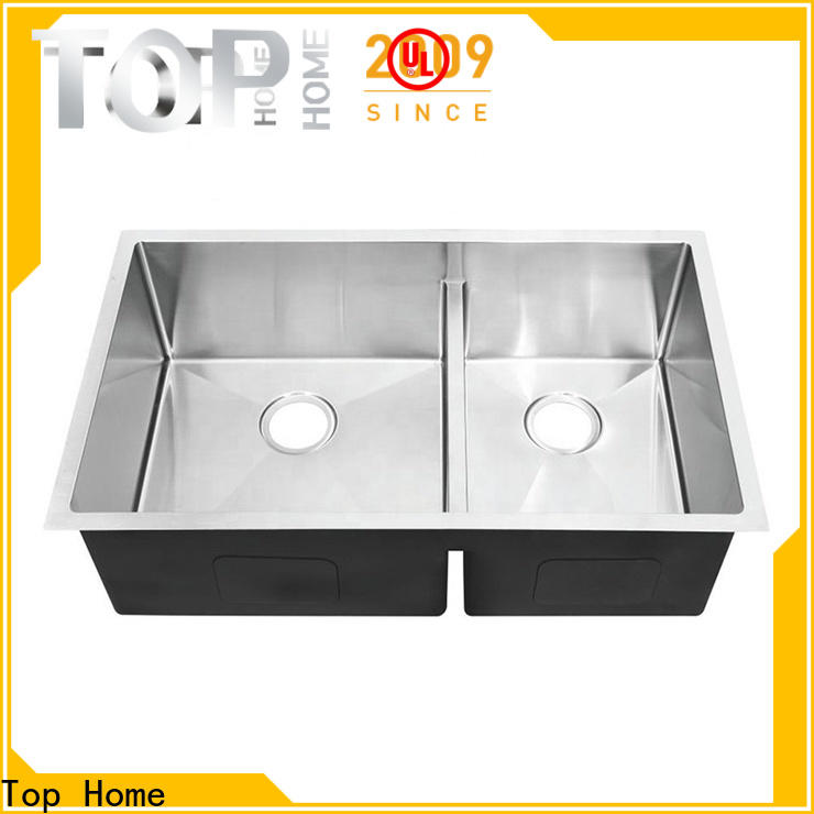 good quality stainless steel under mount sink modern durability outdoor countertop
