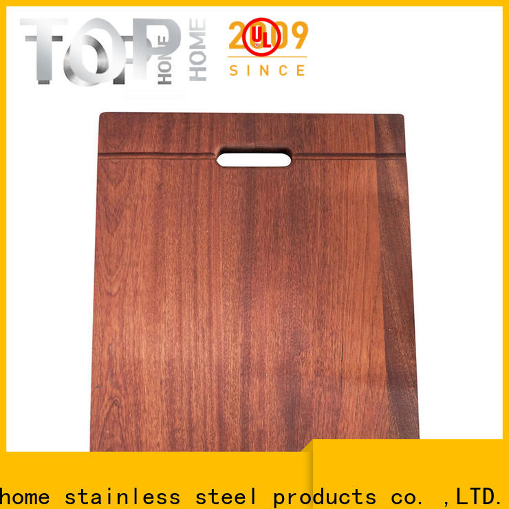 Top Home wooden sink cutting board material for restaurant