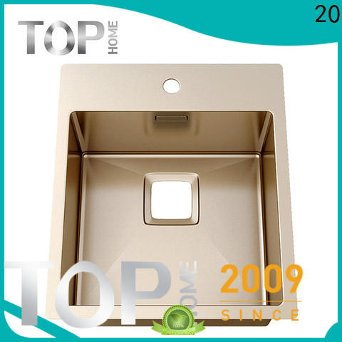 Top Home highest quality kitchen sink design double bowls for kitchen