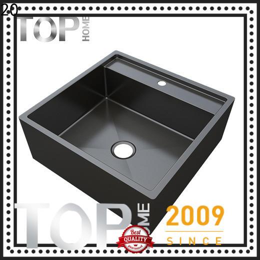 Top Home durability handmade kitchen sink for farm