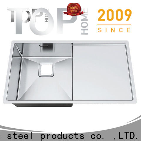 Top Home stainless top mount kitchen sinks easy cleaning farmhouse