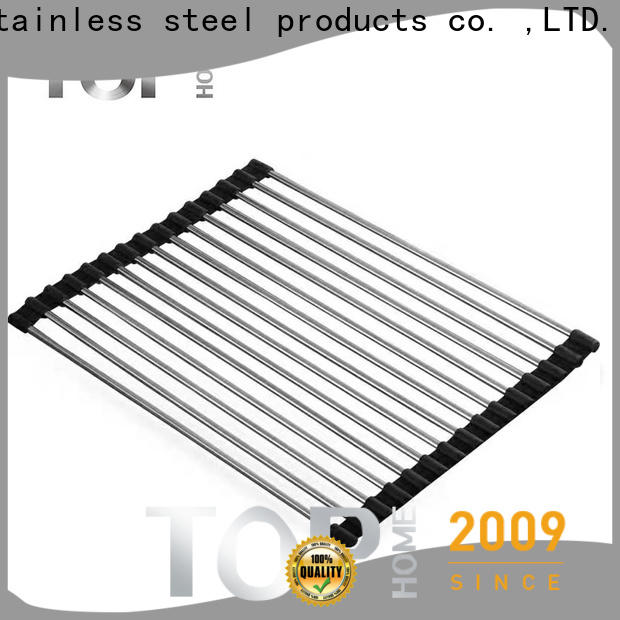 Stainless steel dish strainer sink promotion for drying