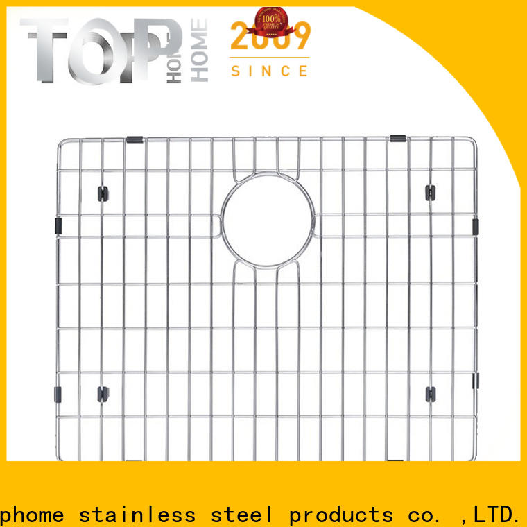 Top Home all purpose custom sink grid for cooking
