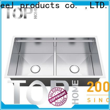 Top Home handmade galley sink metal