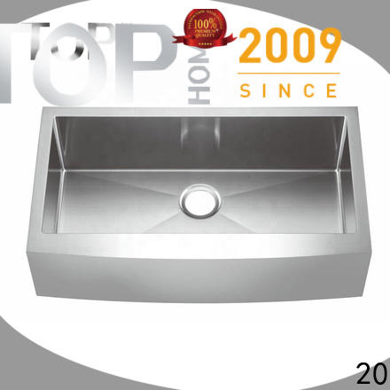 Top Home 36 double farmhouse sink supplier for restaurant