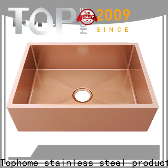utility gold sink color for apartment